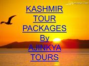 kashmir tours packages.