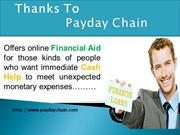 Get Online Payday Loan Help When Poor Credit Report Close Other Doors