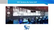 SOC Services By
