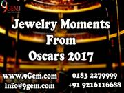 Jewelry Moments From Oscars 2017