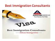 Akkam Immigration-Best Immigration consultant in Hyderabad