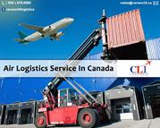 Air Logistics Services in Canada - Canworld