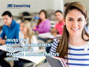 Invest in School Management Software & Manage Administrative Work