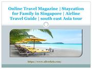 Online Travel Guide and Magazine