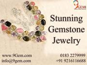 Stunning Gemstone Jewelry