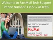 Best1-877-778-8969  Fastmail Support Phone Number