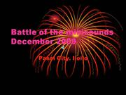 Battle of mini sound Bagacay Passi City