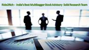 Ride2RichIndia's Best Multibagger Stock Advisory Solid Research Team