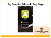 How To Get More Snapchat Friends For Snapchat Profile