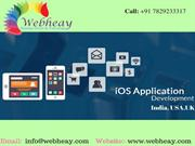 IOS Development Company In India