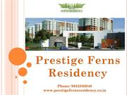 Sweet Home from Prestige Ferns Residency Bangalore Call +91 9953592848