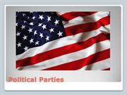 Political Parties PowerPoint-1