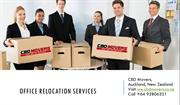 CBD movers - Office Movers Auckland