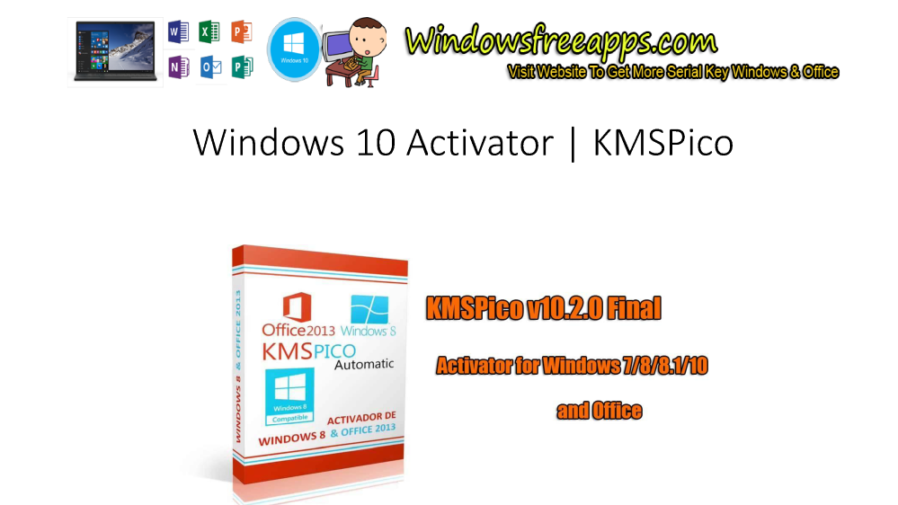 windows 10 activater