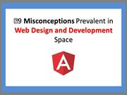 9 Misconceptions Prevalent in Web Design and Development Space