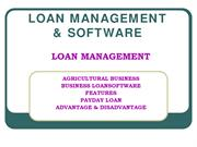 Businesses Loan, Bank Loan, Small Loan, Loan Management, Online Bankin