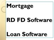 Cheap RD FD, Mortgage Payment, Loan Process, RD FD Software, RD FD Pla