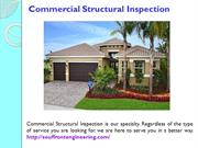 Residential Structural Inspection Miami Beach