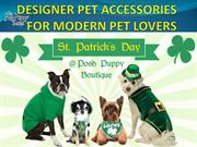 DESIGN & LIFESTYLE FOR MODERN PET LOVERS