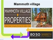 Mammoth Condo  Or Cabin - Choosing the Best Place to Stay