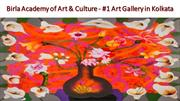 Birla Academy of Art & Culture - #1 Art Gallery in Kolkata