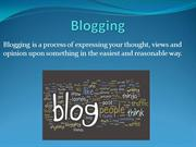 How to start Blogging - Eugenia Cason NJ