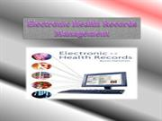 Electronic Health Records Management