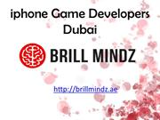 iphone game developers