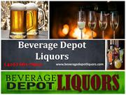 Best Liquor Store in MD   Call now (410) 661-7922