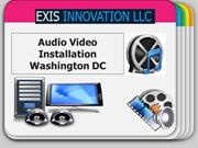 Audio Video Installation Washington DC