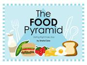 Food Pyramid - PowerPoint
