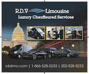 Washington DC Car Service, Limousine Service and Chauffeur service