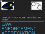 Law Enforcement Appreciationppt.