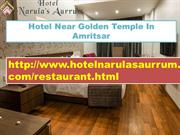 Hotel Near Golden Temple in Amritsar-hotelnarulasaurrum-Hotels Near Ai