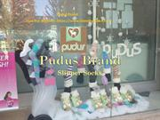 Pudus brand - Slipper Socks Canada & USA