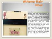 Athena Hair Now Transplant Clinic