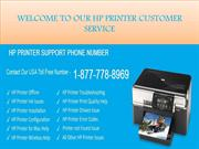 Approach Us $1-877-778-8969$ HP Printer Customer Service Phone Number