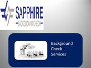 Keep your Business Safe by using Background Check Services