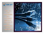 USR IOT, High Performance Ethernet Module Supports and Communication S