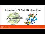 Social Bookmarking Sites - Oodles Marketing