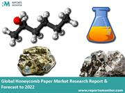 Global Honeycomb Paper Market Research Report & Forecast to 2022