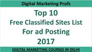 Top 10 Free Classifieds Sites List For ad Posting 2017