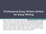 Essay Writers - Hire Best Essay Writer only from EssayGator