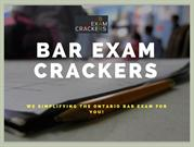 Ontario Bar Exam - Bar Exam Summaries