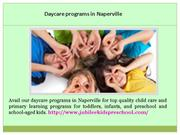 Daycare Center Naperville