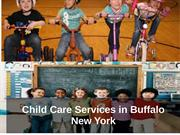 Buffalo's Best Childcare Service Company in NY