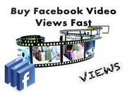 Buy Facebook Video Views Fast – Secret Behind Your Facebook Videos Mar