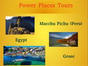 Power Places Tours - Travel Places