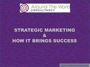 STRATEGIC MARKETING & HOW IT BRINGS SUCCESS