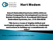 Industrial automation devices- Smartembeddedsystems